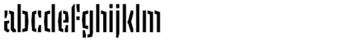 Tripper Pro Light Font LOWERCASE
