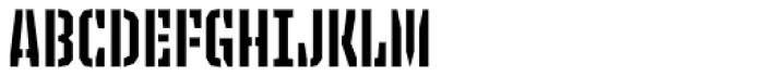Tripper Pro Regular Font UPPERCASE
