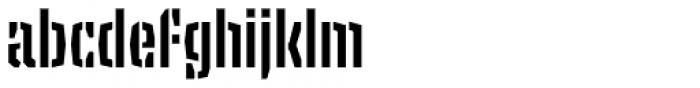 Tripper Pro Regular Font LOWERCASE