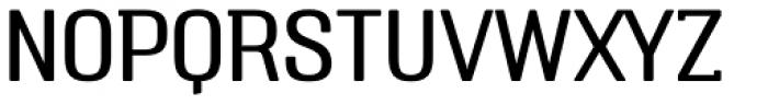Triump Light Font UPPERCASE