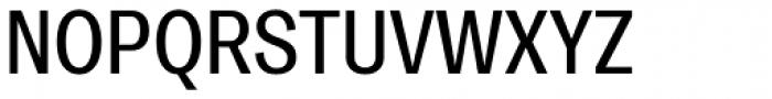 Trivia Gothic S3 SemiCondensed Regular Font UPPERCASE