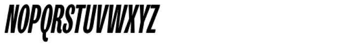 Trivia Grotesk C3 Bold Italic Font UPPERCASE