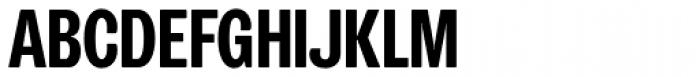 Trivia Grotesk N3 Bold Font UPPERCASE