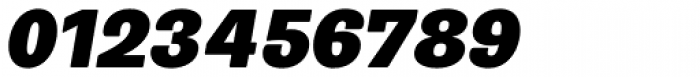 Trivia Grotesk R6 Italic Font OTHER CHARS