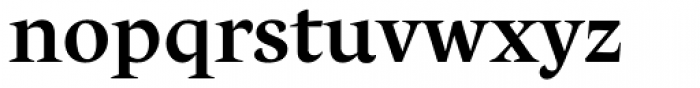 Trivia Humanist Bold Font LOWERCASE