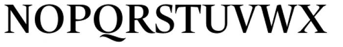 Trivia Humanist Medium Font UPPERCASE
