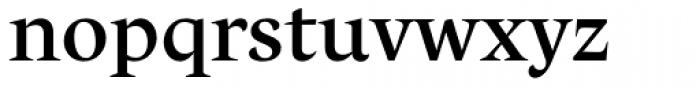 Trivia Humanist Medium Font LOWERCASE