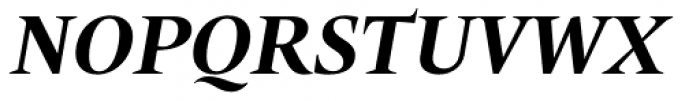 Trivia Humanist Text Bold Italic Font UPPERCASE