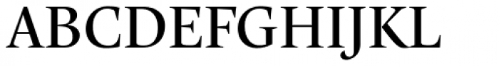 Trivia Humanist Text Font UPPERCASE