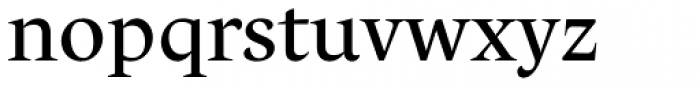 Trivia Humanist Text Font LOWERCASE