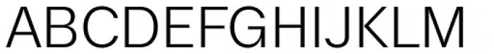 Trivia Sans Book Font UPPERCASE