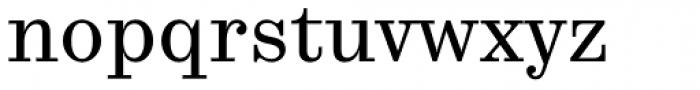 Trivia Serif 10 Font LOWERCASE
