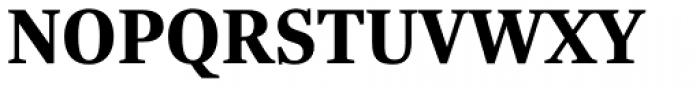 Trola Bold Font UPPERCASE