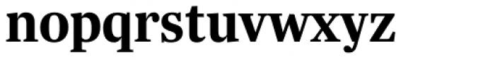 Trola Bold Font LOWERCASE