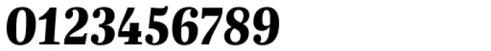 Trola Heavy Italic Font OTHER CHARS