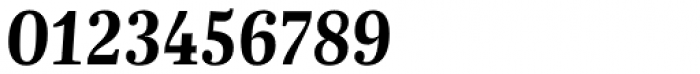 Trola SemiBold Italic Font OTHER CHARS