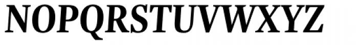 Trola SemiBold Italic Font UPPERCASE