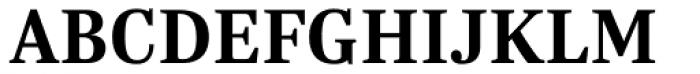 Trola SemiBold Font UPPERCASE