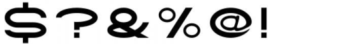 Tromso Regular Font OTHER CHARS