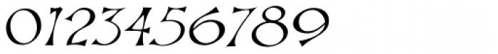 Troutkings BTN Light Oblique Font OTHER CHARS