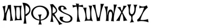 Troutkings BTN Font UPPERCASE