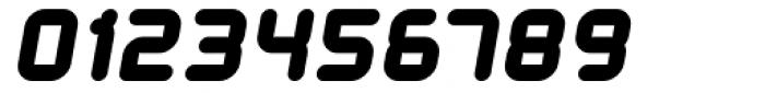 Tryptomene Bold Oblique Font OTHER CHARS