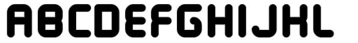 Tryptomene Bold Font UPPERCASE