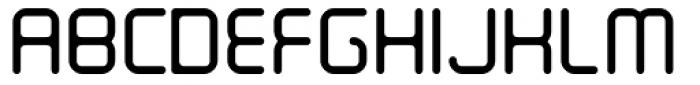 Tryptomene Light Font UPPERCASE