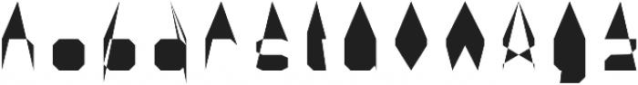 TS Device otf (400) Font LOWERCASE
