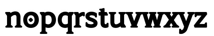 TSGRomulus-Bold Font LOWERCASE
