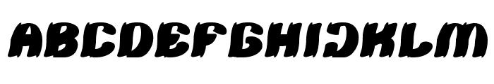 TSHIRT Font LOWERCASE