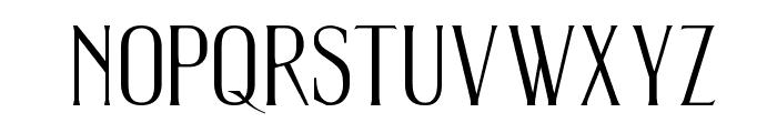 TSIQUILISDA OLD Font UPPERCASE