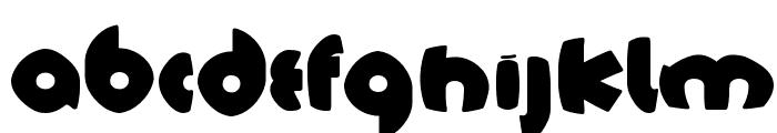 TschichFS-Black Font UPPERCASE