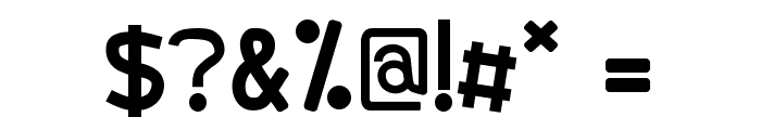 Tsukumogami Font OTHER CHARS