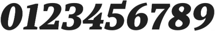 TT Bells Black Italic otf (900) Font OTHER CHARS