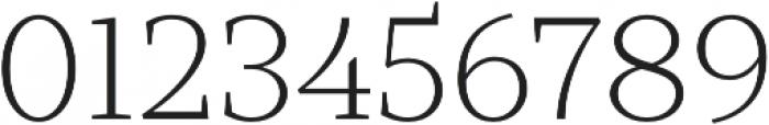 TT Bells Light otf (300) Font OTHER CHARS