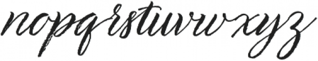 TT Berlinerins otf (400) Font LOWERCASE