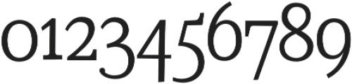 TT Coats otf (400) Font OTHER CHARS