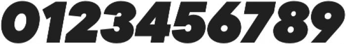TT Commons Black Italic otf (900) Font OTHER CHARS