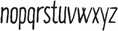 TT Compotes Citro otf (400) Font LOWERCASE