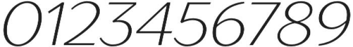 TT Drugs Light Italic otf (300) Font OTHER CHARS