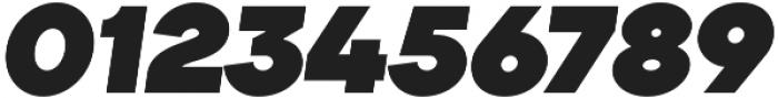 TT Firs Black Italic otf (900) Font OTHER CHARS