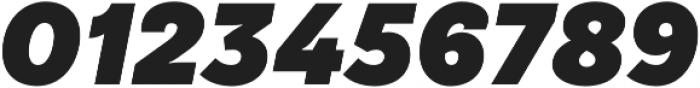 TT Hazelnuts Black Italic otf (900) Font OTHER CHARS