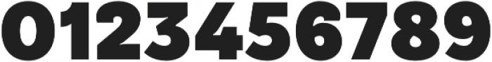 TT Hazelnuts Black otf (900) Font OTHER CHARS