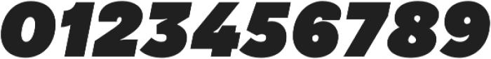 TT Hazelnuts Heavy Italic otf (800) Font OTHER CHARS