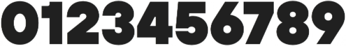 TT Hoves Black Italic otf (900) Font OTHER CHARS