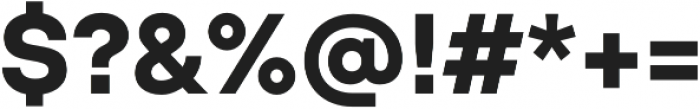 TT Hoves DemiBold Italic otf (600) Font OTHER CHARS