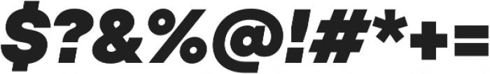 TT Hoves ExtraLight Italic otf (200) Font OTHER CHARS