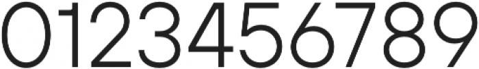TT Hoves Hairline Italic otf (100) Font OTHER CHARS