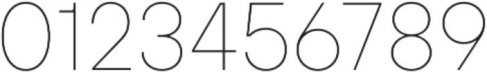 TT Hoves Medium otf (500) Font OTHER CHARS